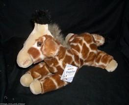"12"" AURORA WORLD FLOPSIES BABY TAN GIRAFFE STUFFED ANIMAL PLUSH TOY SOFT... - $23.38"