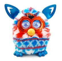 2012 Hasbro ~ Electronic ~ Furby Boom ~ Holiday Festive Sweater Edition - $23.58