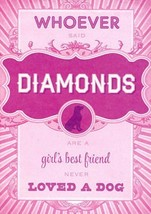 Girls Best Friend - Tree Free Greeting Card - 17177 - $2.96