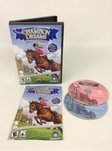 Ubisoft Champion Dreams First to Ride PC CD-ROM Windows 98/ME/2000/XP - $9.85
