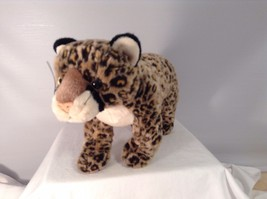 Ty Classic Leopard DOT 1999 Plush VGC Cute Spotted Standing - $13.96