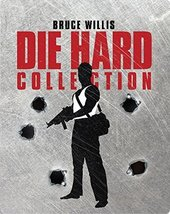 Die Hard 5-Movie Collection (Limited Edition Steelbook) [Blu-ray+Digital]