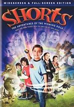 Shorts: The Adventures of the Wishing Rock ( (DVD, 2009) - $9.95