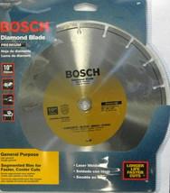 "Bosch DB1041C 10"" Premium Plus Diamond Saw Blade 7/8"" & 5/8"" Arbor - $24.75"