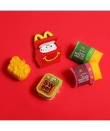 Cute McDonald Fast Food Cartoon Apple AirPod Case Earphone Charging Cove... - $6.99
