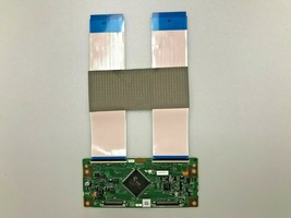 LG 60LF6300-UA 60LX540S-UA T-Con Board RUNTK5489TPZL With 2 Ribbon Cable - $37.62