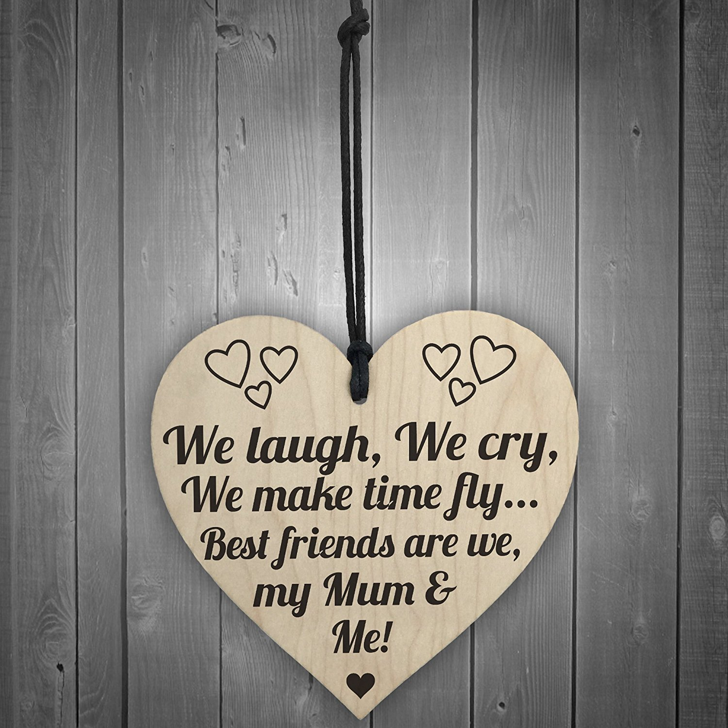 Meijiafei All The Best Friendships are Built on a Solid Foundation of Sarcasm Laughter Alcohol and a Dislike of The Same People Funny Friendship Gifts 10x5