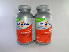 One A Day Women's 50+ Multi-Vitamin 175 Tabs (2PK) (EXP 08/2021) - $23.33