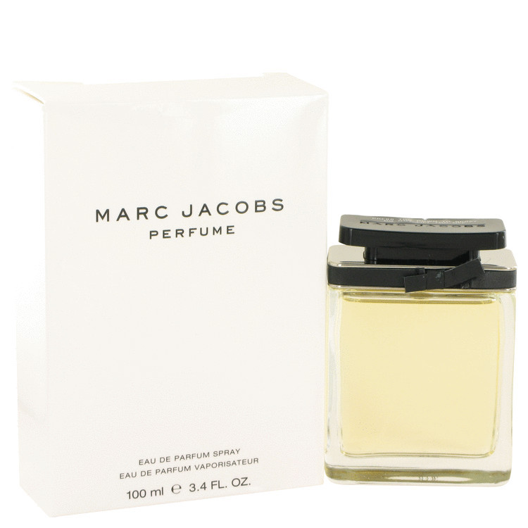 Marc Jacobs by Marc Jacobs 3.4 Oz Eau De Parfum Spray
