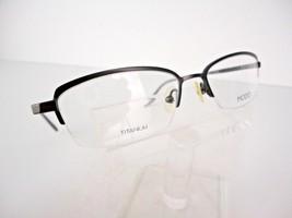 MODO TITANIUM Mod. 613 (MGUN) Matt Gunmetal 52 x 18 145 mm Eyeglass Frames - $24.70