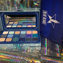 NIB  Jeffree Star BLUE BLOOD PALETTE Pristine Unused Authentic image 4