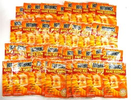 HotHands Hand Warmers 1 Pair Safe Natural Odorless Heat Free Ship