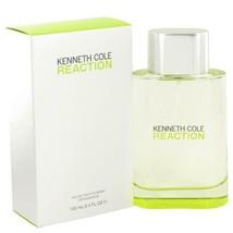 Cologne Kenneth Cole Reaction by Kenneth Cole Eau De Toilette Spray 3.4 ... - $41.92