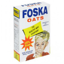 FOSKA OATS 225 G (PACK OF 3) - $25.99