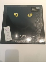 Cats - Selections from the Original Broadway Cast Recording 1983 Record ... - $18.56