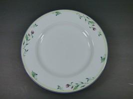 "Set(S) Of 4 - Mikasa Floretta 8-1/4"" Salad Plates - Near Perfect Condition! - $58.80"