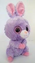"Medium 2011 Ty Beanie Baby Boos Petunia Bunny Rabbit Plush Stuffed 12"" S... - $7.91"