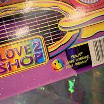 Lisa Frank Vintage Lily Luvabuy Folder Love2 Shop Diva Cat Kitten EXC COND. image 4