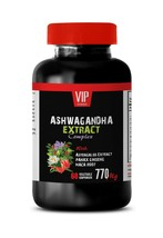 dietary supplement - ASHWAGANDHA COMPLEX 770MG - natural adaptogen formula 1B - $14.92