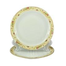"""Meito China The Windsor Shape 7 7/8"""" Salad Plate 22 Kt Gold Vintage Set ... - $35.64"""
