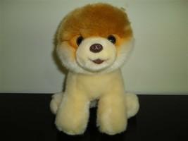 Gund BOO Worlds Cutest Dog 10 inch Stuffed Plush 4029715 Pomeranian - $56.40
