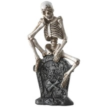 "National Tree 13"" Skeleton on Tombstone - $22.99"
