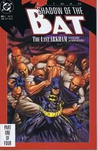 Batman Shadow of the Bat #1 ORIGINAL Vintage 1992 DC Comics   - $9.49