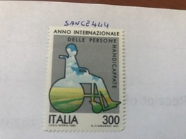 Italy Disabled People 1981 mnh   stamps  - $1.20