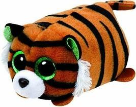 Ty Tiggy Tiger - Teeny 4 inch - Stuffed Animal (42137) Beanies - $9.79