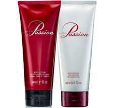 Avon Passion For Her Body Lotion + Shower Gel Duo Set - $24.48
