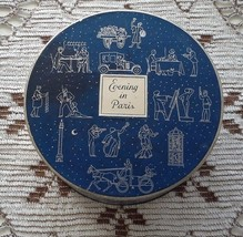 Vintage Evening in Paris Face Powder New Old Stock Factory Sealed with B... - $19.50