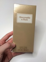 Abercrombie & Fitch First Instinct Sheer Woman Fragrance Eau De Parfum 3.4 oz - $47.52
