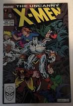 Uncanny X-Men #235 NM Condition 1988 Marvel Comic Book 1ST Print - Wolve... - $3.59