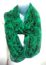 Infinity Loop Fashion Scarves Scarf Lightweight Scarf For Spring & Summe... - $12.15