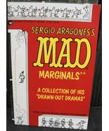 Sergio Aragones's Mad Marginals 1974 Comic Drama - $34.00