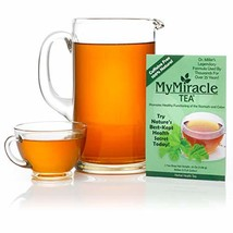 My Miracle Tea - Colon Cleanse, Constipation Relief, and All-Natural Det... - $39.56