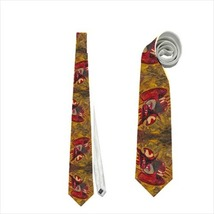 necktie tie Gheorge Virtosu The Foad to Abstraction classic art - $22.00