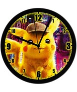 Pikachu! Exclusive 8in. Unique Homemade Wall Clock, Battery Included, SH... - $23.97