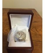 Brand New Philadelphia Phillies - 2008 World Series Custom Ring With Woo... - $36.95