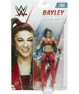 WWE Bayley with red outfit action figure Mattel Series 93 - $11.95