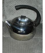 Tramontina Tea Pot Kettle Stainless Steel Large  - $34.99
