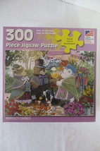 300 Piece Puzzle Great American Perfect Choice NIB - $7.69