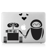 MacBook Sticker Laptop Vinyl Decal Robot in Love 530M - $9.50