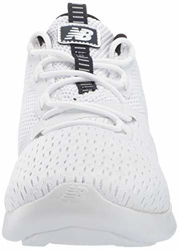Balance Men's District Run V1 CUSH + Sneaker, white, 9 Medium US image 4