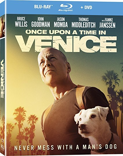 Once Upon a Time in Venice [2017, Blu-ray/DVD]