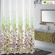1pc 1.8*1.8m PE  Bathroom Solid Curtian  water Cube Shower Curtain Bathroom Deco - $27.74