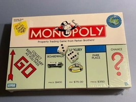 Sealed Parker Brothers Monopoly Property Trading Game 65TH Anniversary Edition - $39.99