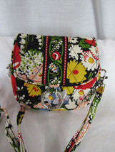 Vera Bradley Poppy Fields Mini Cross Body or Belt Bag Unused Condition R... - £15.61 GBP