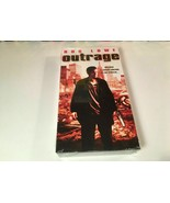 Outrage Movie Crime Thriller VHS 1998 Rob Lowe NEW FACTORY SEALED VHS TAPE - $6.92