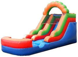 Pogo Bounce House Inflatable Water Slide -12' Foot Tall x 21' Foot Long x 9' Foo - $2,359.50
